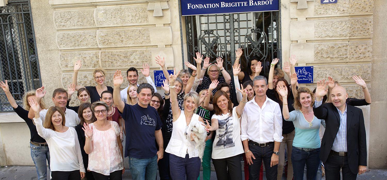 equipe fondation brigitte bardot paris
