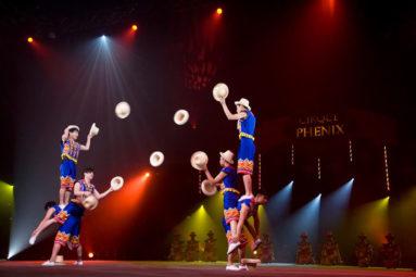 Alain Pacherie, directeur du Cirque Phenix, engagé pour un cirque sans animaux depuis 2002