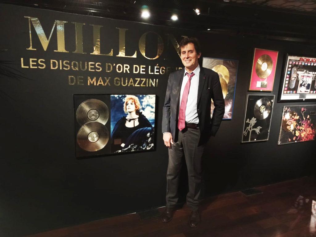 fondation brigitte bardot vente disques or max guazzini nrj