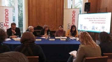 La Région Ile-de-France s'engage pour le bien-être animal avec la Fondation Brigitte Bardot