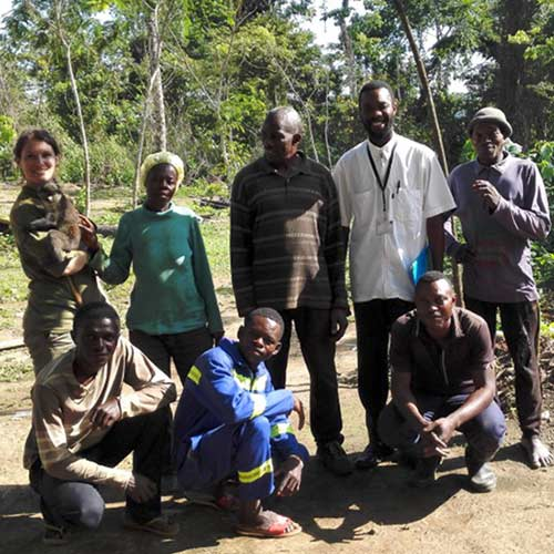 Fondation Brigitte Bardot Congo
