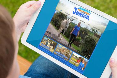 Confinement : sensibilisez vos enfants à la protection animale avec le site FBB Junior !