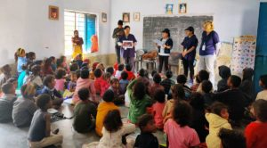 fondation brigitte bardot aide internationale inde stérilisation soins animaux éducation enfants