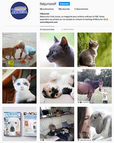 confinement enfant sensibiliser animaux instagram