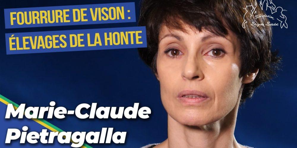 Fourrure : Marie-Claude Pietragalla interpelle Elisabeth Borne sur les élevages de visons en France