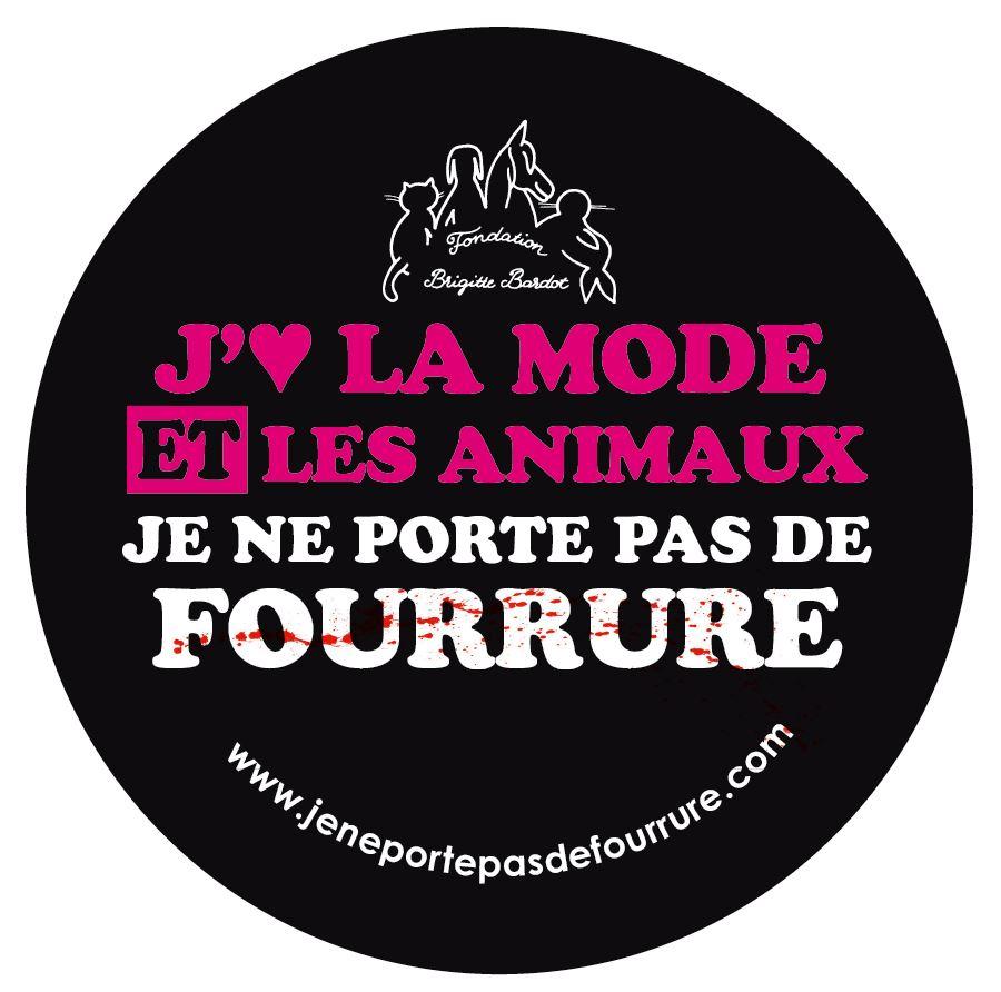 Fondation Brigitte Bardot Fourrure