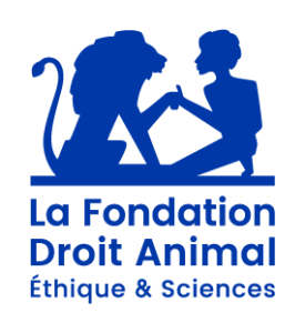 logo la fondation droit animal