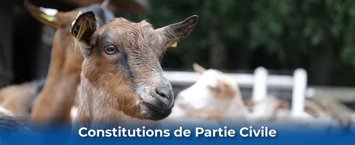 Fondation Brigitte Bardot parties civiles