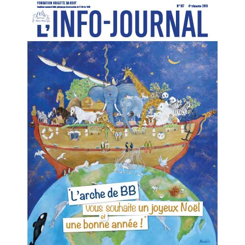 Fondation Brigitte Bardot info journal 107