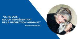 Fondation Brigitte Bardot politique