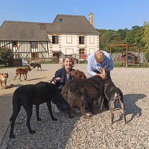 Fondation Brigitte Bardot adoption chien