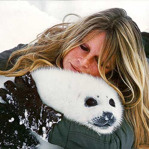 Fondation Brigitte Bardot chasse phoque