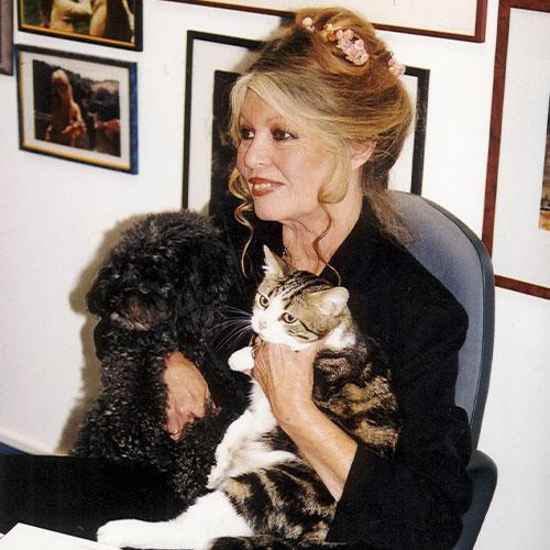 Fondation Brigitte Bardot protection animale