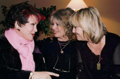 L'hommage de Brigitte Bardot à Rika Zaraï
