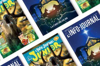 L'Info-Journal n°115 et le Junior n°65 arrivent !