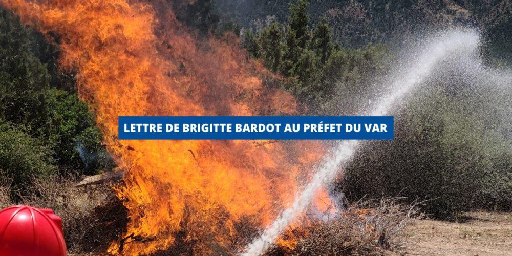 Lettre ouverte de Brigitte Bardot à Monsieur Richard, Préfet du Var !